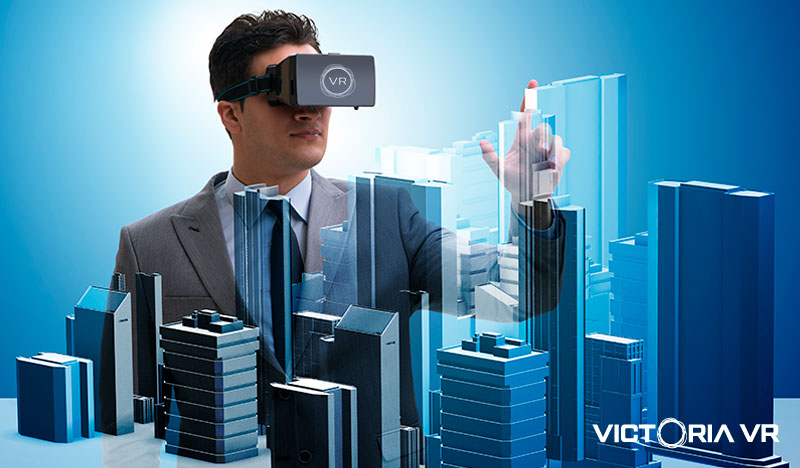 How to Have Your Own Land on the Blockchain in VICTORIA VR Virtual Reality