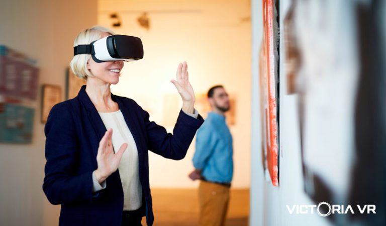 The Benefits of Virtual Reality, Blockchain, and NFTs With Works of Art